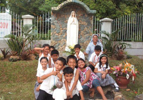 Escuela 'Santo Niño' - Guimaras Filipinas Convocatoria 2009 - Gobierno de Navarra