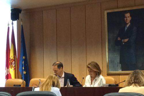 NP. ECM 04.10.17 ECM en la Asamblea de Madrid